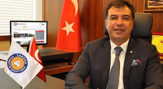 Tarsus TSO Başkanı Koçak'tan Ramazan Bayramı Kutlaması