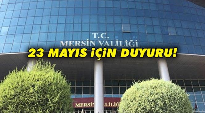 Mersin'de Yufkacıların Açık Olması (Bakkal, Market, Manav, Kasap ve Kuruyemişçiler)na İlişkin Valilik Duyurusu