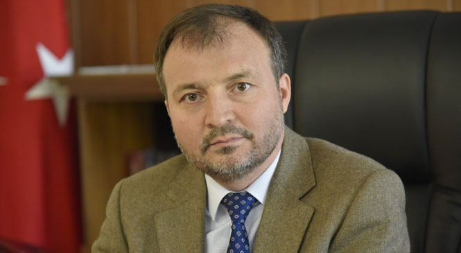 Tarsus İlçe Müftüsü Ali Can'dan Ramazan Bayramı Mesajı