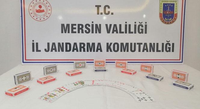 Mersin Anamur Ören'de Restorana Kumar Operasyonu! 43 Bin 750 TL Ceza Yazıldı