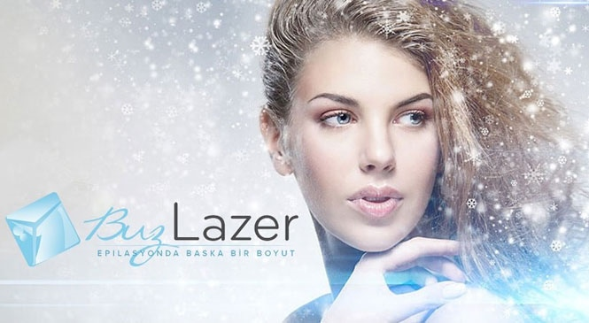 Mersin'de Lazer Epilasyonun Yeni Adresi Buz Lazer