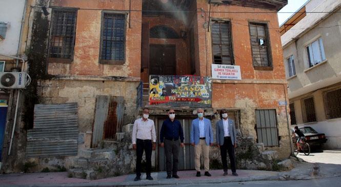 Akdeniz Belediyesi ve MTSO; Tarihi Mersin Evlerini Korumak İçin Güç Birliği Yapacak