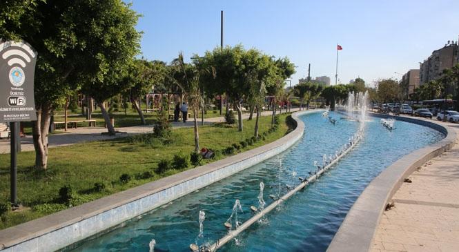 Akdeniz'de Park ve Yeşil Alanlar, Normalleşme Dönemine Hazırlanıyor
