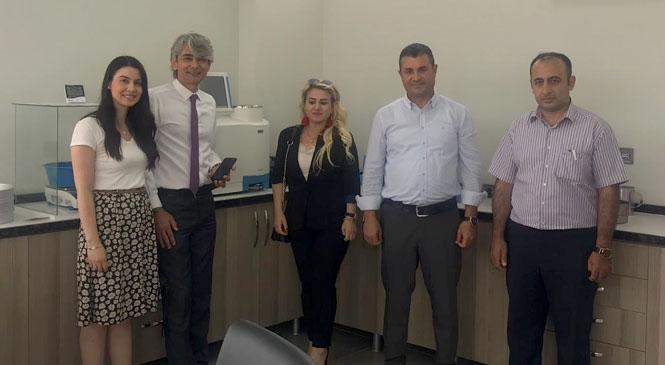 Tarsus Ticaret Borsası'ndan Ceyhan Ticaret Borsasına Ziyaret