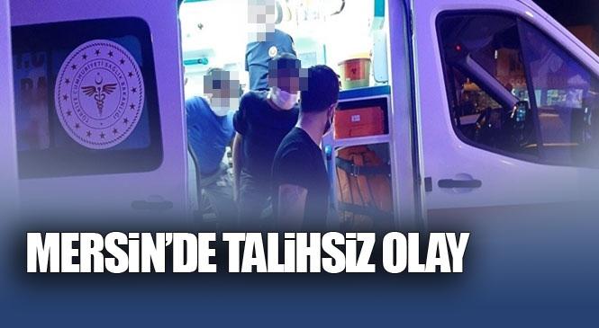 Mersin Çamlıyayla'da Akşam Yedikleri Yemekten Zehirlenen 7 Kişilik Aile Hastaneye Kaldırıldı