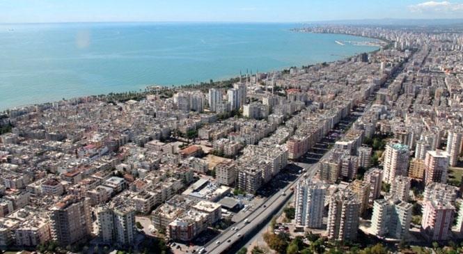 Konut Satışları 2020 Nisan Ayında Adana'da %19, Mersin'de %24,6 Azaldı! Türkiye'de 2020 Mayıs Ayında 50 Bin 936 Konut Satıldı