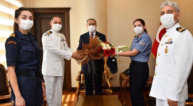 Sahil Güvenlik Komutanlığı'nın Kuruluşunun 38. Yıldönümü Kutlanıyor