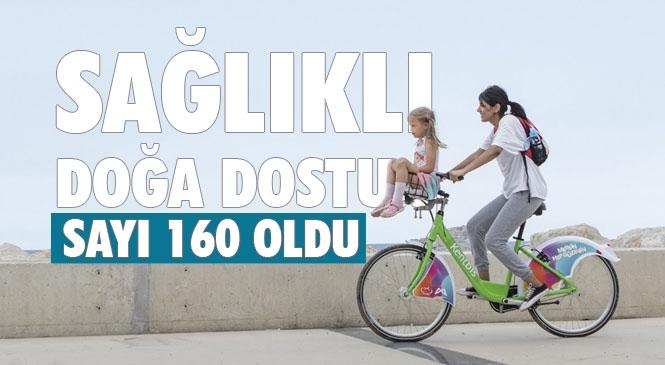 """Kentbis Üye Sayısı 45 Bine Ulaştı! Dr. Kandemir: """"Tüm Mersinliler'i Deniz ve İyot Kokusu Eşliğinde Bisiklet Sürmeye Davet Ediyorum"""""""