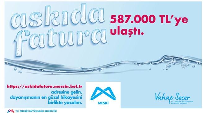 Faturalar Askıdan Alınıyor, İhtiyaç Sahipleri Rahat Bir Nefes Alıyor! 1 Ayda 587 Bin 81 TL Tutarında Fatura Askıdan Alındı