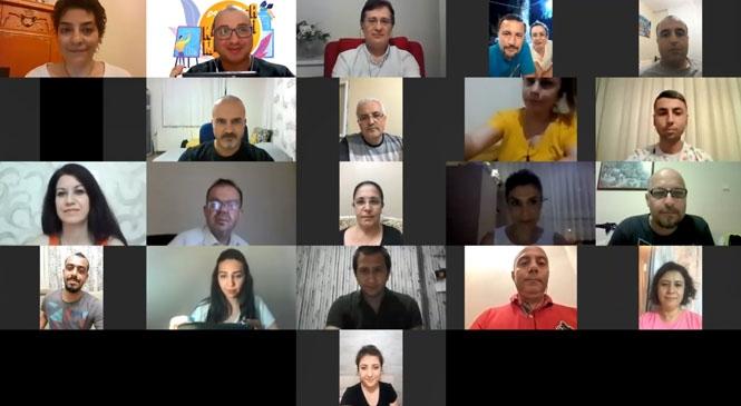 Projenin İkinci Konuğu Pegasus İnsan Kaynakları Direktörü Dilara Oğur Oldu! Dijital Liderlerden Mersin Büyükşehir'e Övgü