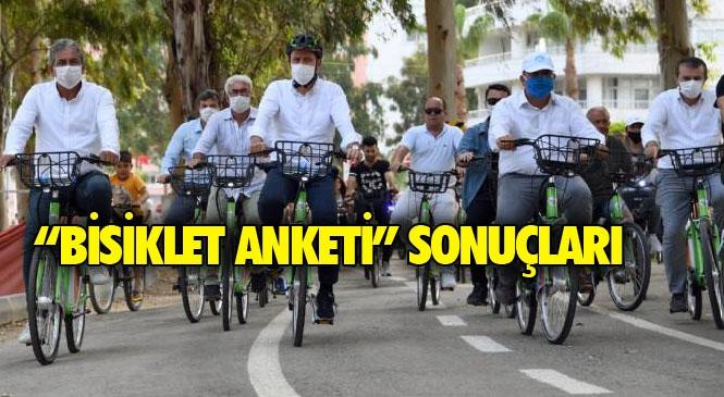 "Tarsus Kent Konseyi ""Bisiklet Anketi"" Sonuçları"