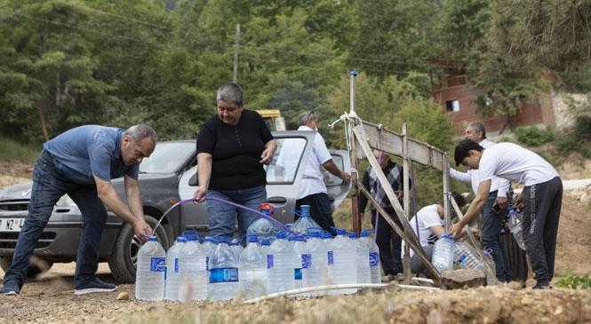 Mersin'deki Proje, Şifalı Su Kaynağıyla Sağlık Turizmine Katkı Sunacak