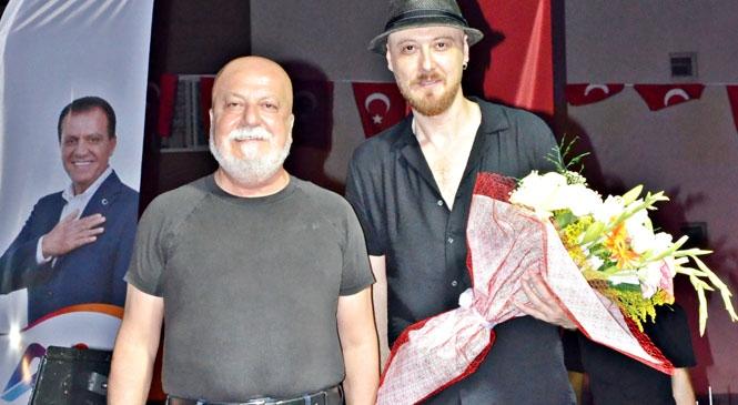 Mersin Büyükşehir Belediyesi'nden Tarsus'ta Yaz Konseri