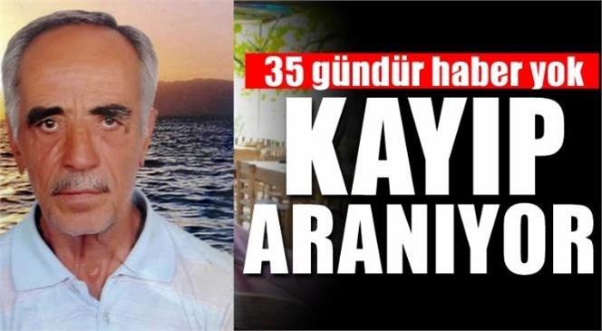 Mersin'in Çamlıyayla İlçesinde Yaşayan 72 Yaşındaki Süleyman Bozkurt'tan Ailesi 35 Gündür Haber Alamıyor