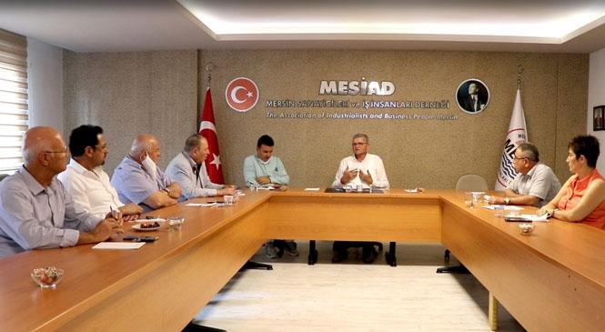 Mesiad'dan İç Anadolu'ya Alternatif Yol Önerisi