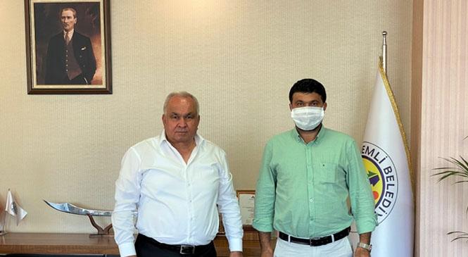 Erdemli Belediyesinin Yeni Nesil Projesine Büyük İlgi: 4000 Bal Üreticisi, Erdemli E-ticaret Projesine Katılıyor