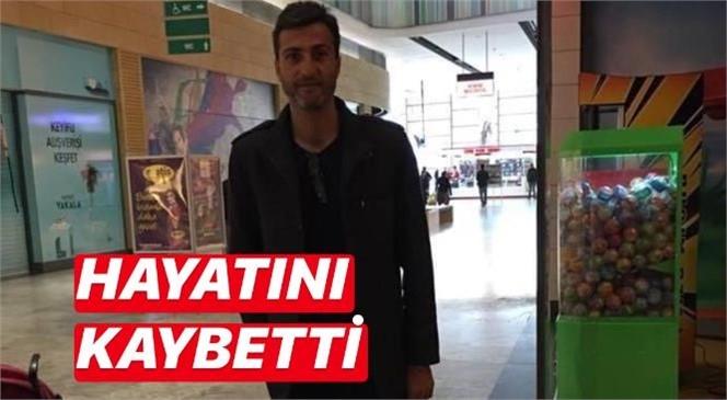 Mersin Tarsus'ta Elektrik Akımına Kapılan Murat Orekici Hayatını Kaybetti