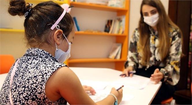 Akdeniz Belediyesi'nden, İlkokula Başlayacak Çocuklara Metropolitan Okul Olgunluğu Testi