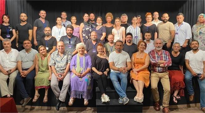 Yeni Yeteneklere Kapılarını Açan Mersin Büyükşehir, Tiyatro Kervanına Katılacak Yeni Yol Arkadaşları İçin Sınavlar Tamamlandı