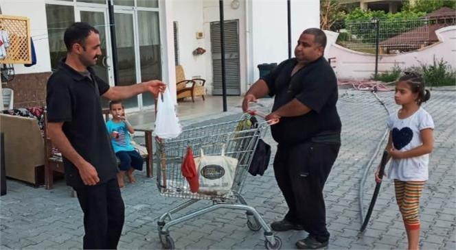 Hayırsever İş İnsanı 300 Aileye Kurban Eti Dağıttı