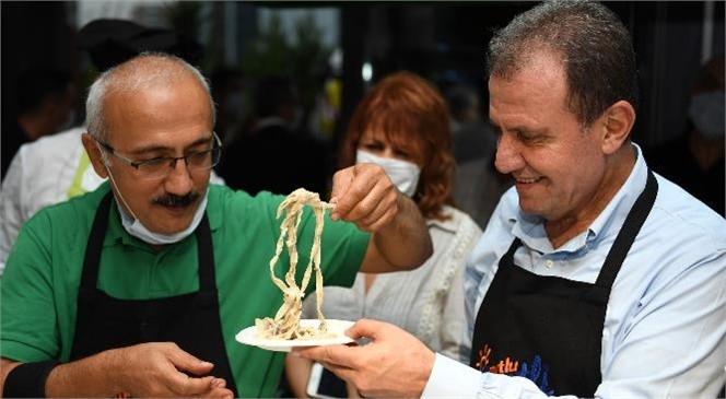 Başkan Seçer, Tirat Mutfak Atölyesi'nin Açılışına Katıldı
