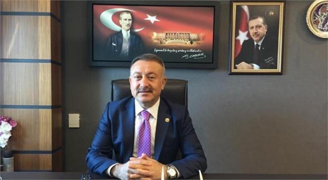 Milletvekili Özkan'dan, AK Partinin Kuruluş Yıl Dönümü Mesajı