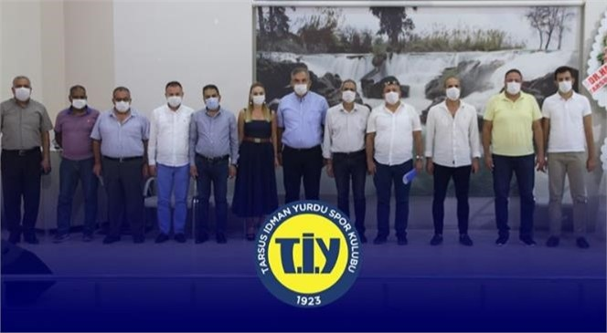 Tarsus İdmanyurdu Kulübü Yeni Yönetimi Görev Dağılımı Yapıldı