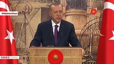 Cumhurbaşkanı Erdoğan Açıklıyor, Millete Sesleniş #müjdelerolsun
