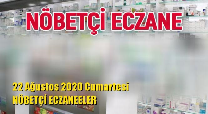 Mersin Nöbetçi Eczaneler 22 Ağustos 2020 Cumartesi