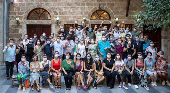Mersin Şehir Tiyatrosu Yeni Sezon Hazırlıklarına Başladı