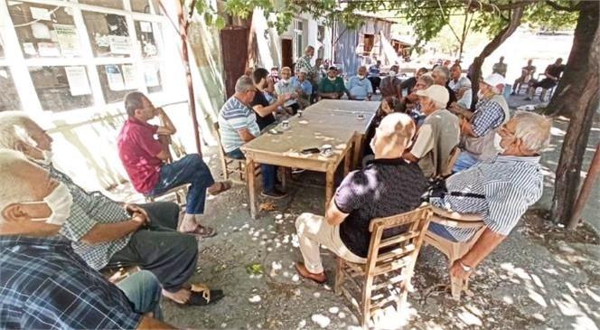 Tarsus - Çamlıyayla Koordinasyondan, Muhtar ve Vatandaşlara Ziyaret