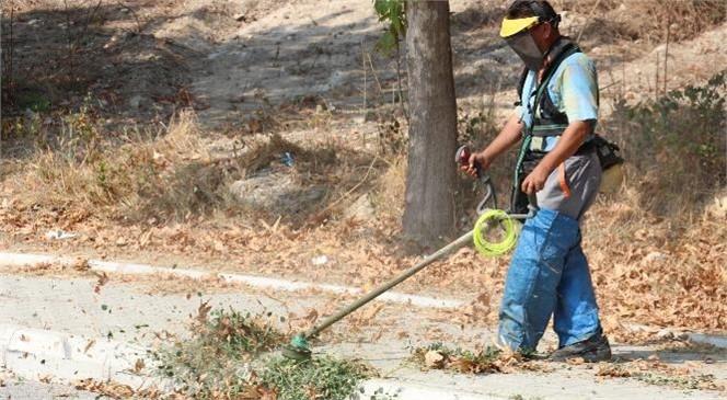 Şok Temizlik Ekibi, Sokakları Tertemiz Yapıyor