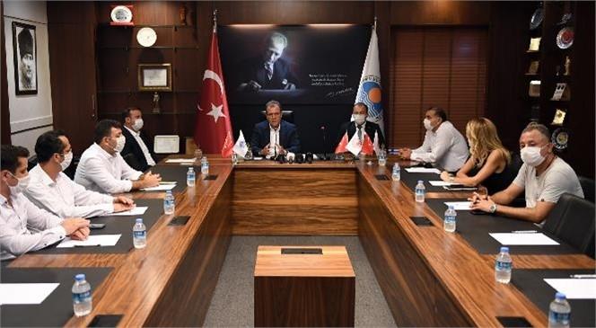 """Mersin Büyükşehir'in Öncülüğünde Başlatılan """"Hadi Gel Köyümüze Destek Verelim Projesi"""" Protokolü İmzalandı"""