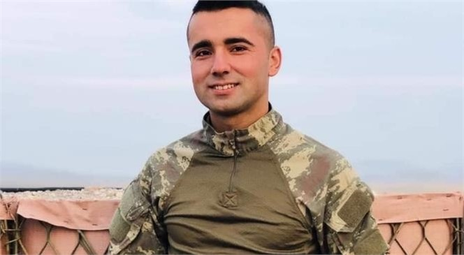 Mersinli Asker İdris Şahin Ağrı'da Şehit Oldu
