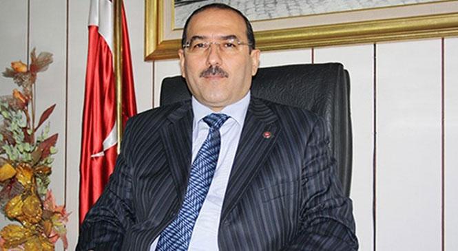 Tarsus Şoförler ve Otomobilciler Odası Başkanı Şen 30 Ağustos Zafer Bayramını Kutladı