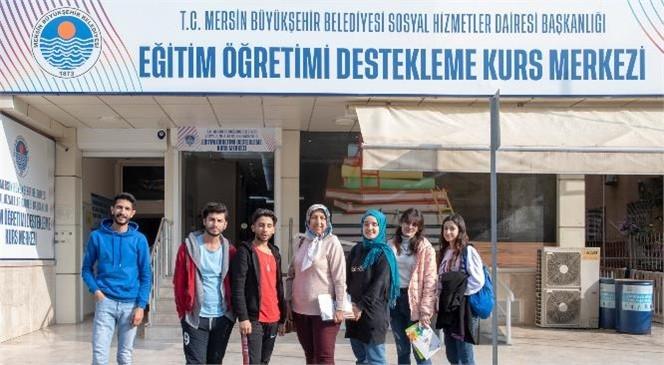65 Yaşındaki Başende Diren'in Üniversite Hayali Mersin Büyükşehir'le Gerçek Oldu!