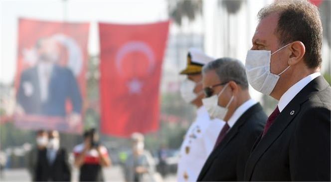 Başkan Seçer, 30 Ağustos Zafer Bayramı Törenlerine Katıldı