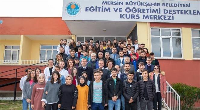 Başkan Seçer, TRT Çukurova Radyosu'na Konuk Oldu
