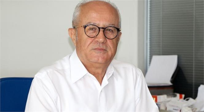 MDTO'nun Yeni Genel Sekreteri Mesut Öztürk