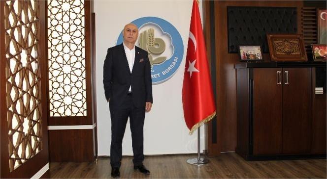 Tarsus Ticaret Borsası Yılın İlk 7 Ayında 2 Milyar TL İşlem Yapıldı