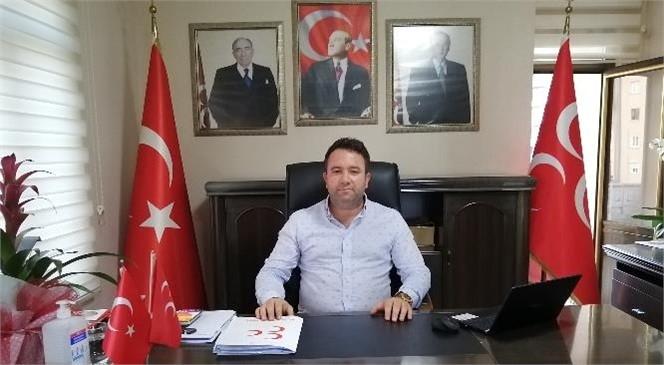 """Başkan Gürsoy: """"Bizlere İnananları Yarı Yolda Bırakmayacağız"""""""