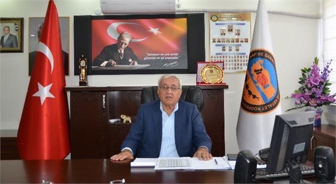 """Yeni Esnaf Kefalet Kooperatifi Başkanı Bektaş Aslan: """"9 Ayda Esnaflarımıza 63 Milyon TL Kredi Dağıttık"""""""
