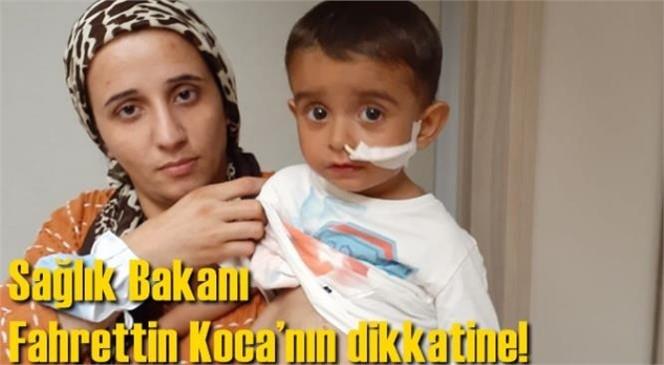 Yaşaması İçin İmkan Varken Ölüme Mi Terk Edilecek! Sağlık Bakanı Fahrettin Koca'nın Dikkatine, Umut Can Esen İçin Kritik Eşiğe Gelindi