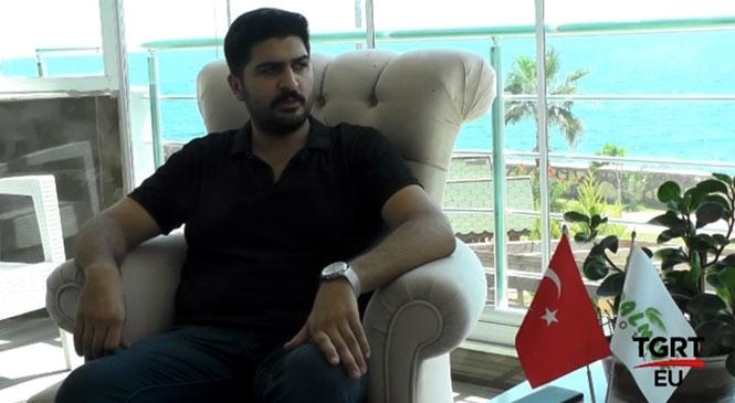 """Palmiye Otel Yöneticisi Deniz Aydın, """"Kızkalesi Bölgenin Önde Gelen Turizm Alanlarından Birisi"""""""