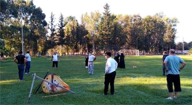 Mersin'de Kemankeş Eğiticileri Yetişiyor