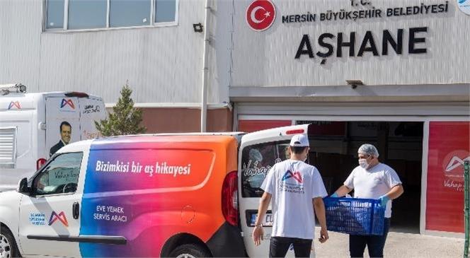 Mersin Büyükşehir, Pandemide 500 Bin Kişinin Karnını Doyurdu