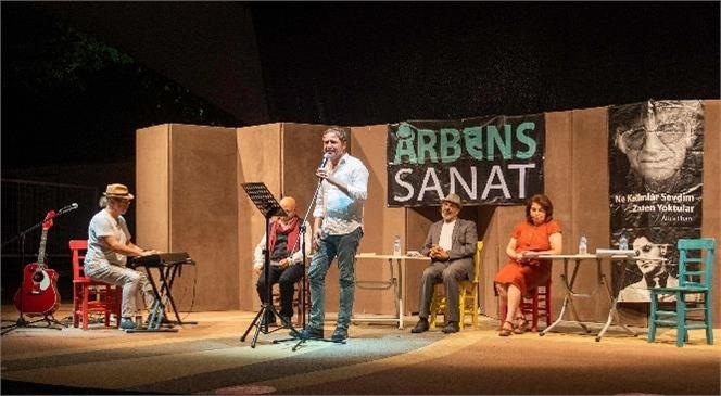 Büyükşehir, Yerel Tiyatro Topluluklarını Mersinliler'le Buluşturdu