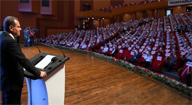 Seçer, Forum Katlı Kavşağı İçin Çalışmaların Hafta Sonuna Kadar Başlayacağını Duyurdu