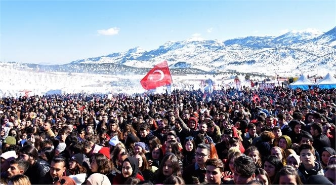 Toroslar, 2'nci Kar Festivaline Hazırlanıyor