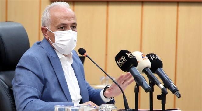 """Akdeniz Belediye Başkanı Gültak: """"Meclis Toplantımızda Sarf Ettiğim Sözlerim Çarpıtıldı!"""""""